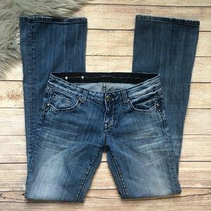 ReRock Woman's Express Jeans Boot Cut 4 Long